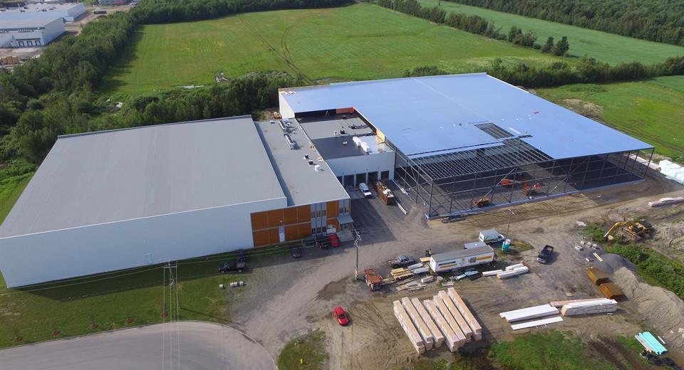 réalisation industriel Atocas  - Phase 2