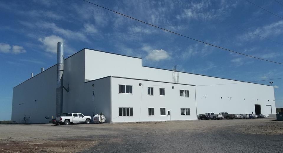 réalisation industriel Galvanisation Québec